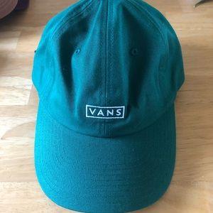 Vans Hat Low Profile Strap Adjustable back